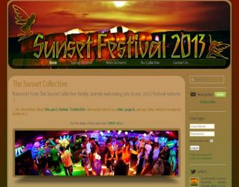 Sunset Festival 2012-13